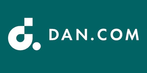 Dan.com Domain Service via Blockchain