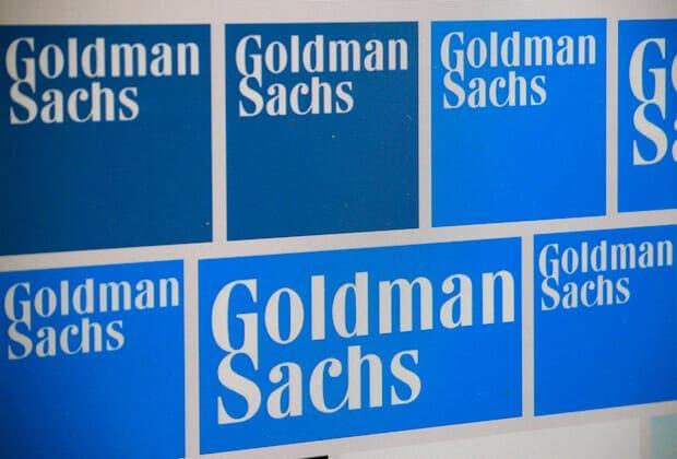 Goldman Sachs Markenlogo