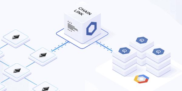 Hybride Blockchain - Ethereum und Google Cloud