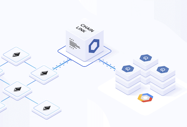 Hybride Blockchain - Ethereum und Google Cloud