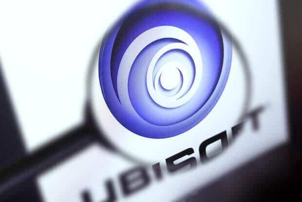 UBISOFT Homepage Logo