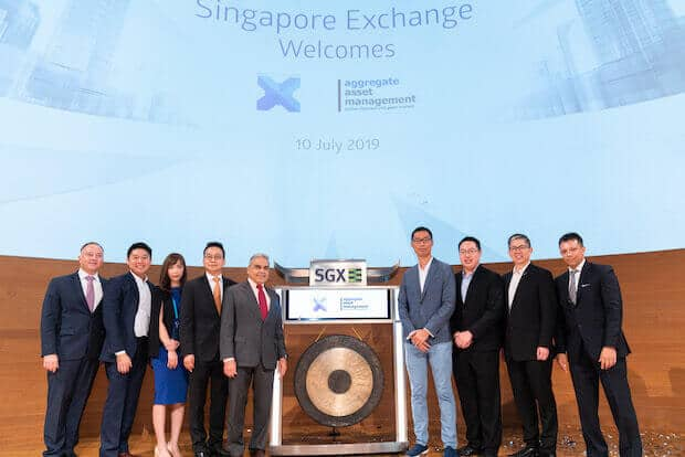 1exchange Listing in Singapur