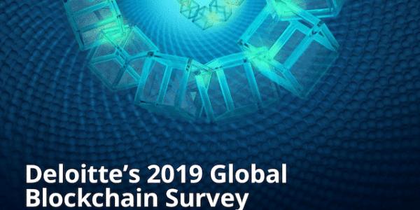 Deloitts´s 2019 Global Blockchain Survey @ Deloitte.com