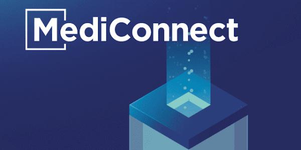 MediConnect Logo @MediConnect.io