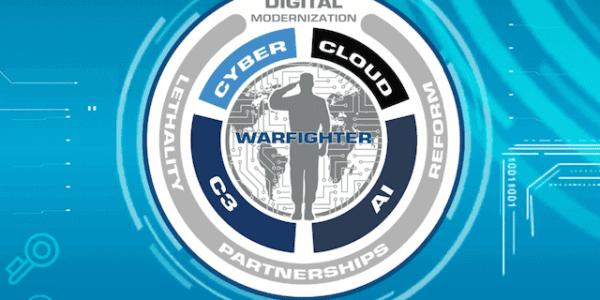 US-Verteidigungsministerium stellt Digitalisierungsplan vor @Media.Defense.gov