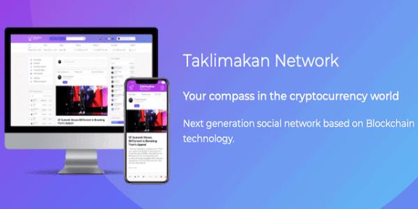 Taklimakan Network Homepage @Taklimakan.Network
