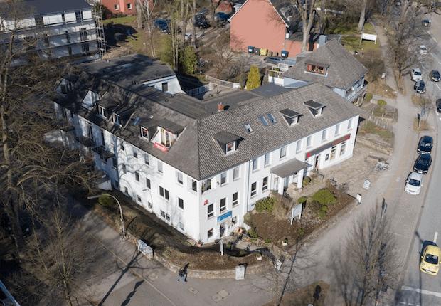 Ärztehaus in Hamburg-Poppenbüttel