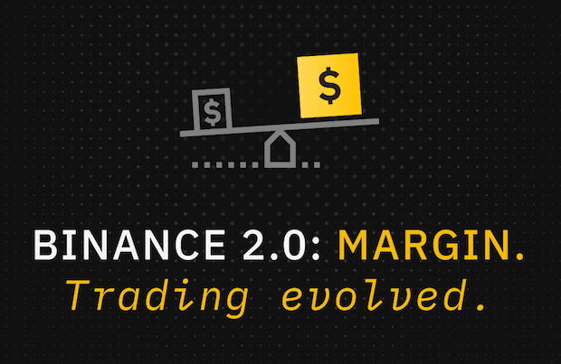 Binance 2.0 mit Margin Trading