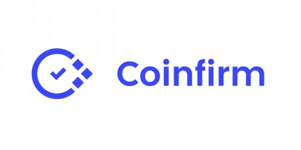 Logo von Coinfirm