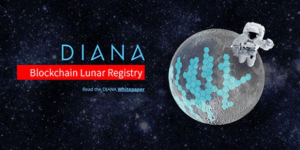 Diana Blockchain Moon Registration