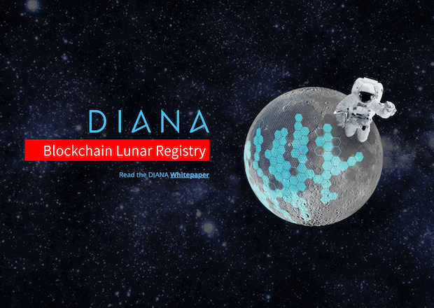 Diana Blockchain Moon Registration