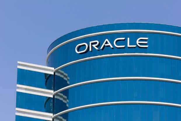 Konzernzentrale von Oracle