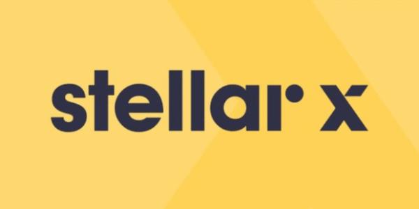 StellarX Plattform Logo
