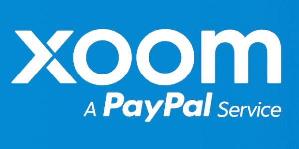 PayPal Xoom Service Logo