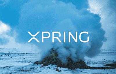 Xpring Logo von Ripple