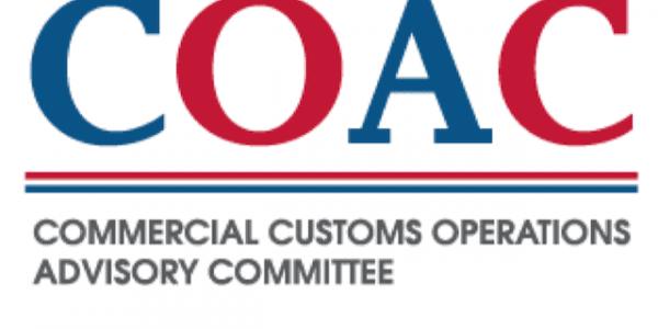COAC Logo @CBP.gov