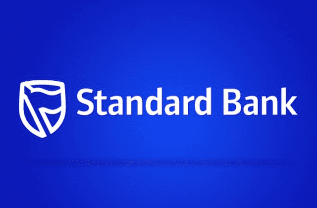 Standard Bank Logo @Businesstech.co.za