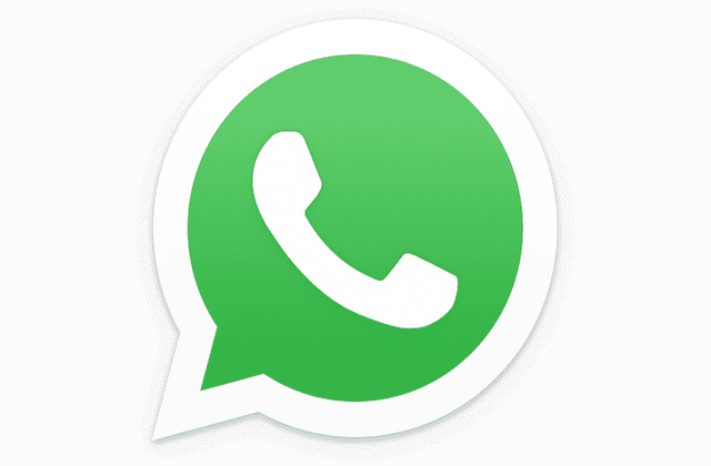 WhatsApp Logo @WhatsAppBrand.com