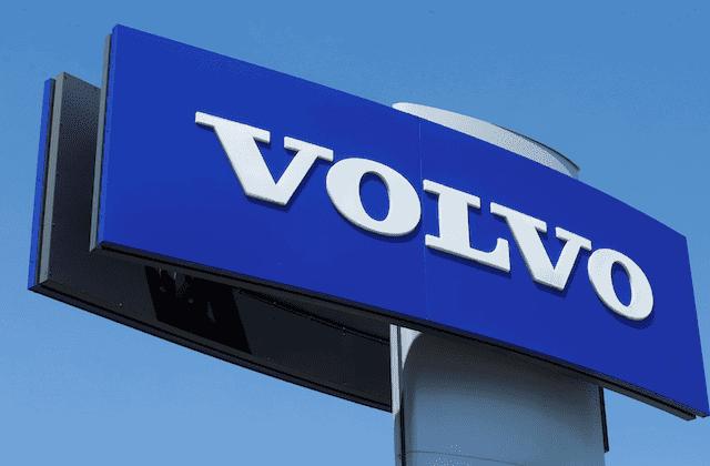 Volvo Logo @Reuters.com