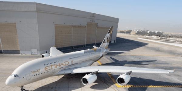 Etihad Airways Flugzeug @Etihad.com