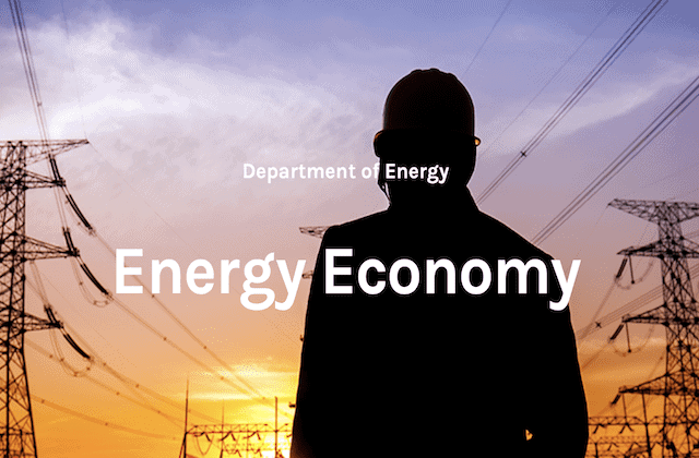 DOE fördert Zukunft des Energiemarkts