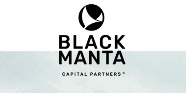 Black Manta Capital Partners Logo @Blackmanta.Capital