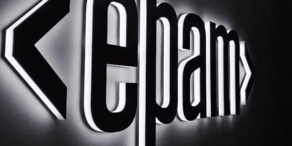 EPAM Services Logo @Epam.com