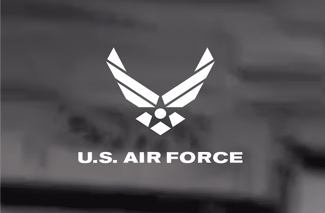 US Air Force Logo @Airforce.com