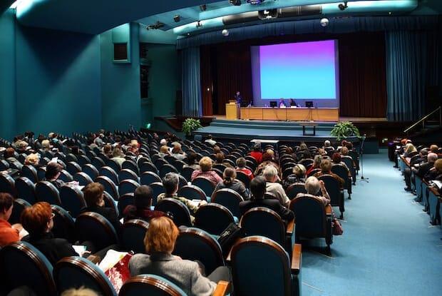 Blockchain Events und Konferenzen