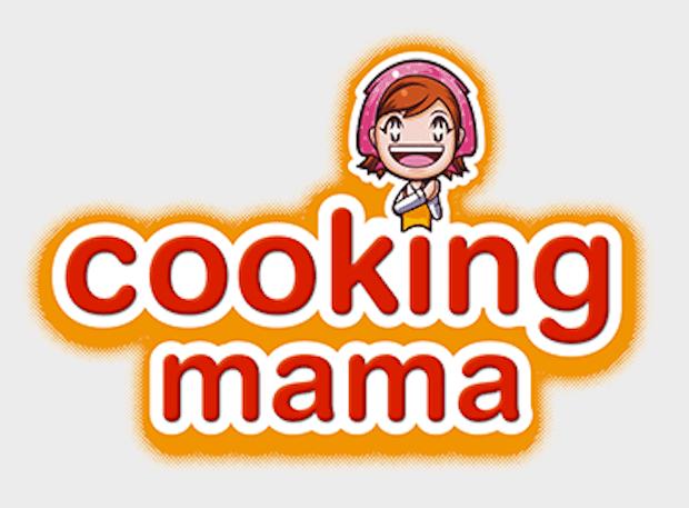 Cooking Mama - Blockchain Konsolenspiel