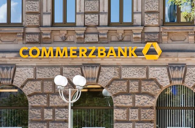 Commerzbank testet Cash on Ledger @Commerbank.de