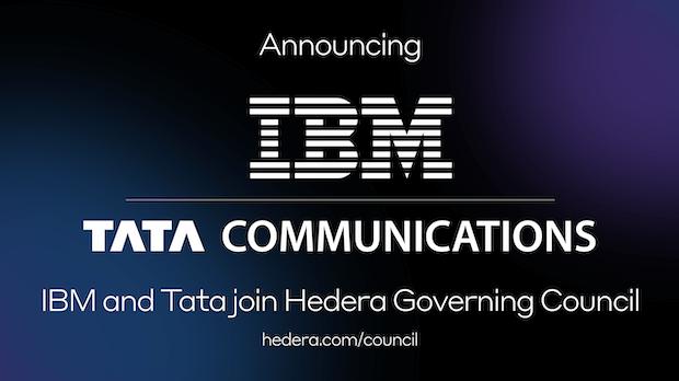 IBM und TATA treten Hedera Hashgraph bei
