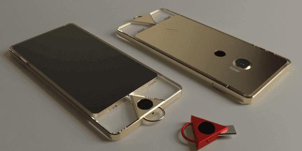 IMpulse K1 Blockchain Smartphone