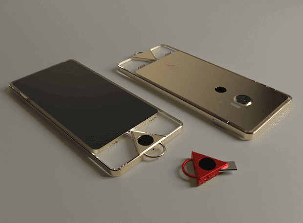 IMpulse K1 Blockchain Smartphone