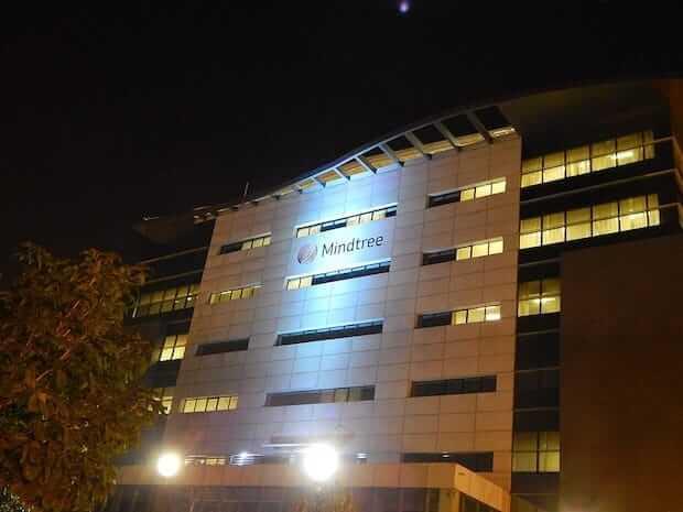 Mindtree Gebäude in Bangalore