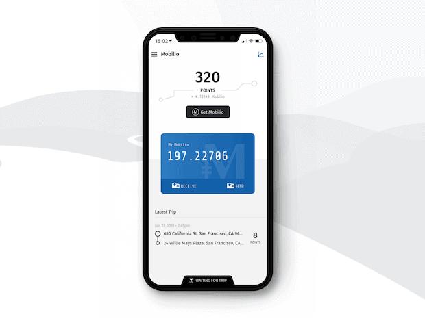 Mobilio App Abbildung