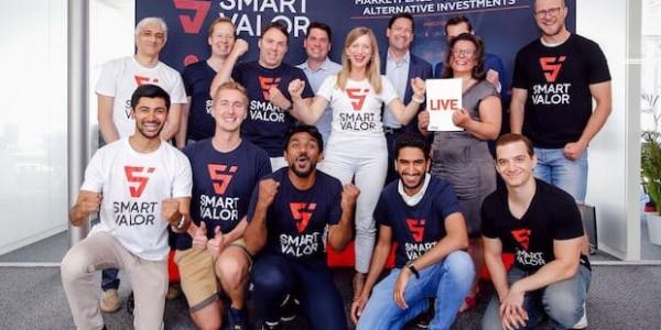 Smart Valor - Start der Handelsplattform