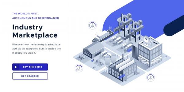 IOTA entwickelt Industrie 4.0 Marktplatz