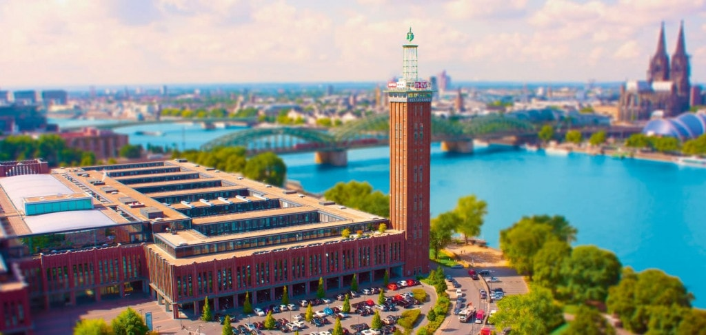 Ford - offizieller Kooperationspartner des SmartCity Cologne Projekts