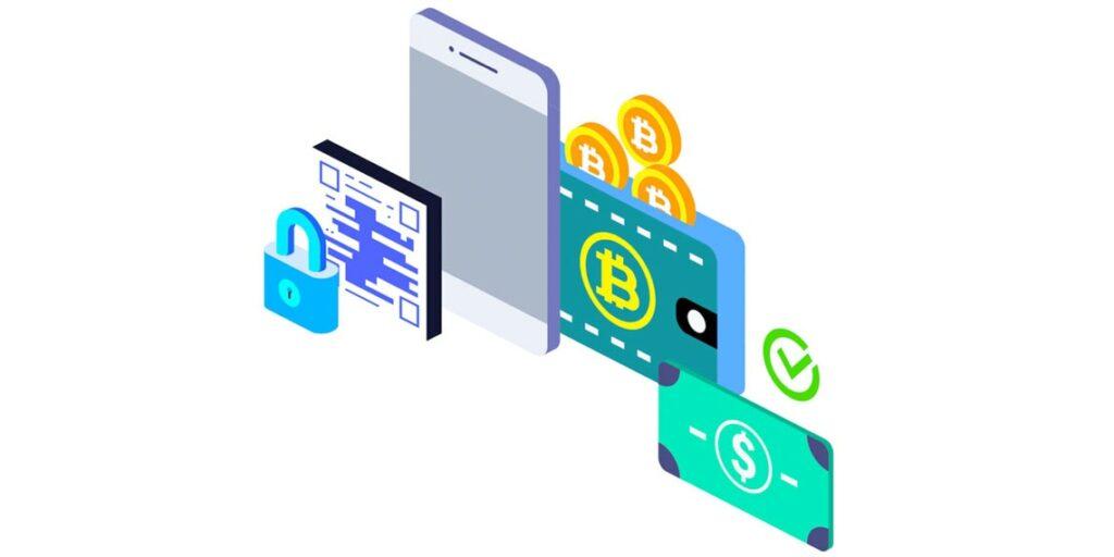 Bitcoins im Wallet aufbewahren