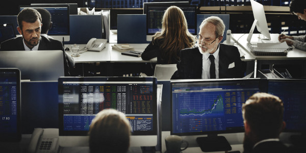 Vanguard Group avisiert den Devisenhandel