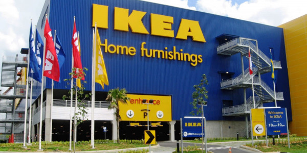 IKEA wickelt Transaktion per Blockchain ab