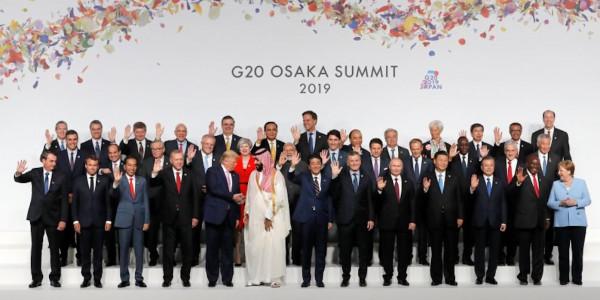 G20-Finanzchefs stimmen für strikte Regulierung von Kryptowährungen