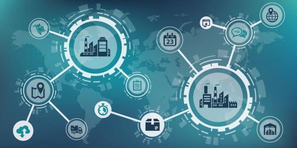 Digitalisierung der Lieferkette