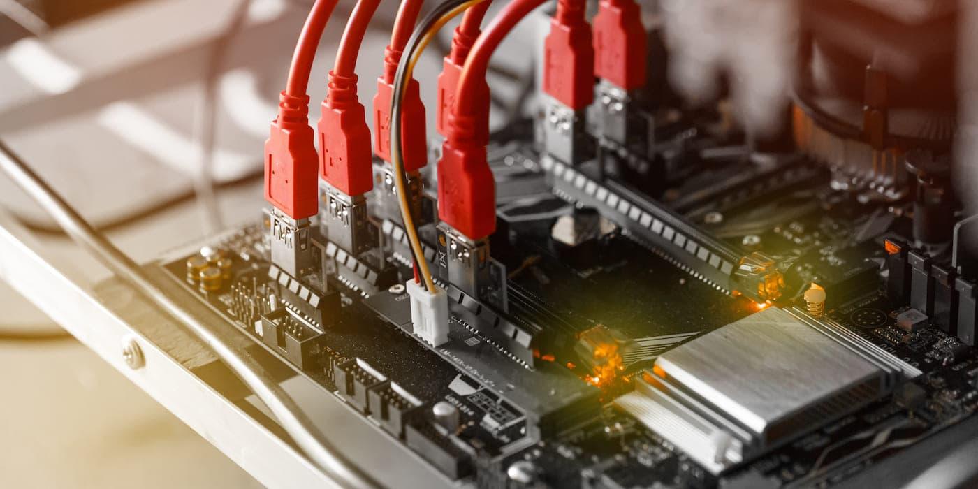 AMD engagiert sich im Blockchain-Markt