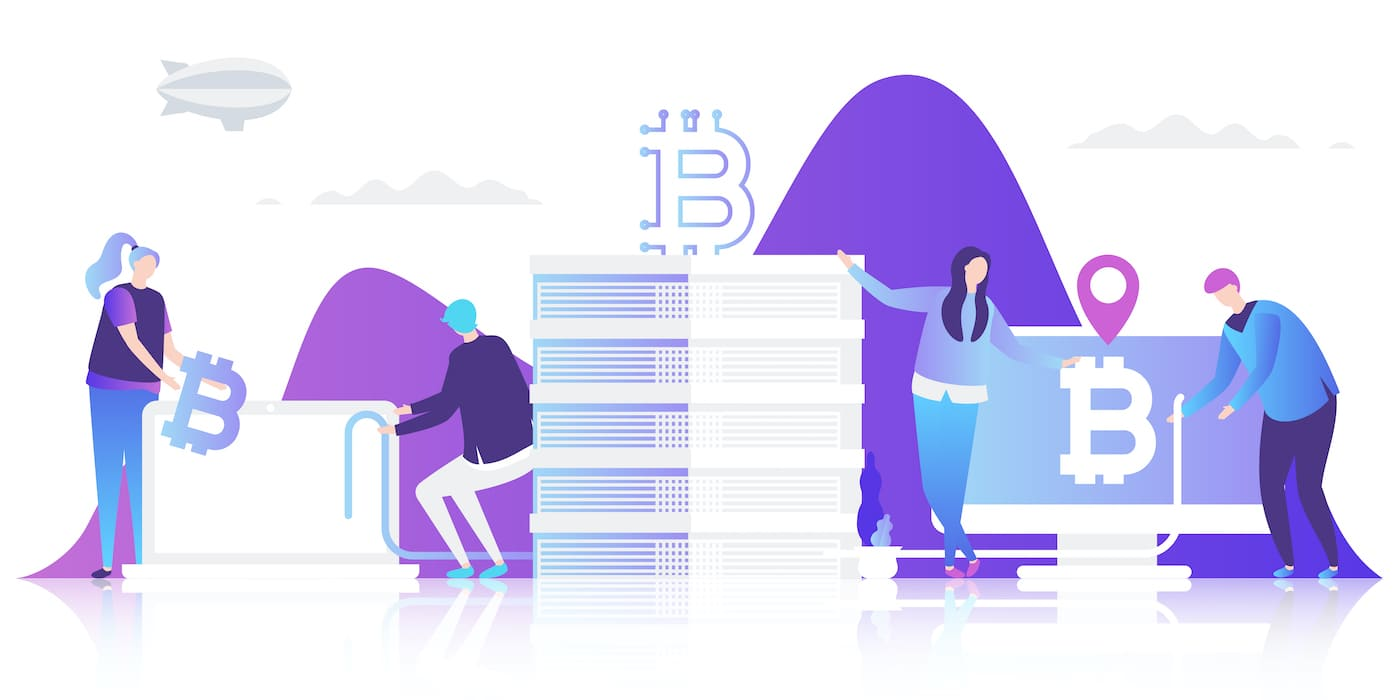 Einsatz der Blockchain im Finanzdienstleistungssektor