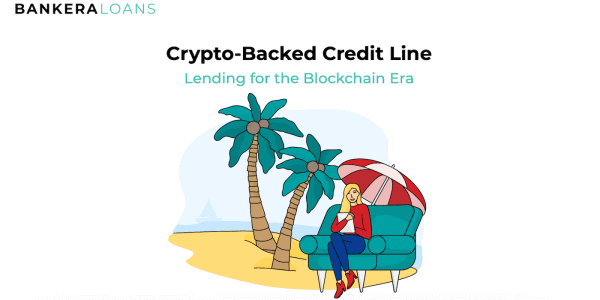 Bankera Loans - die Plattform für Krypto-Kredite