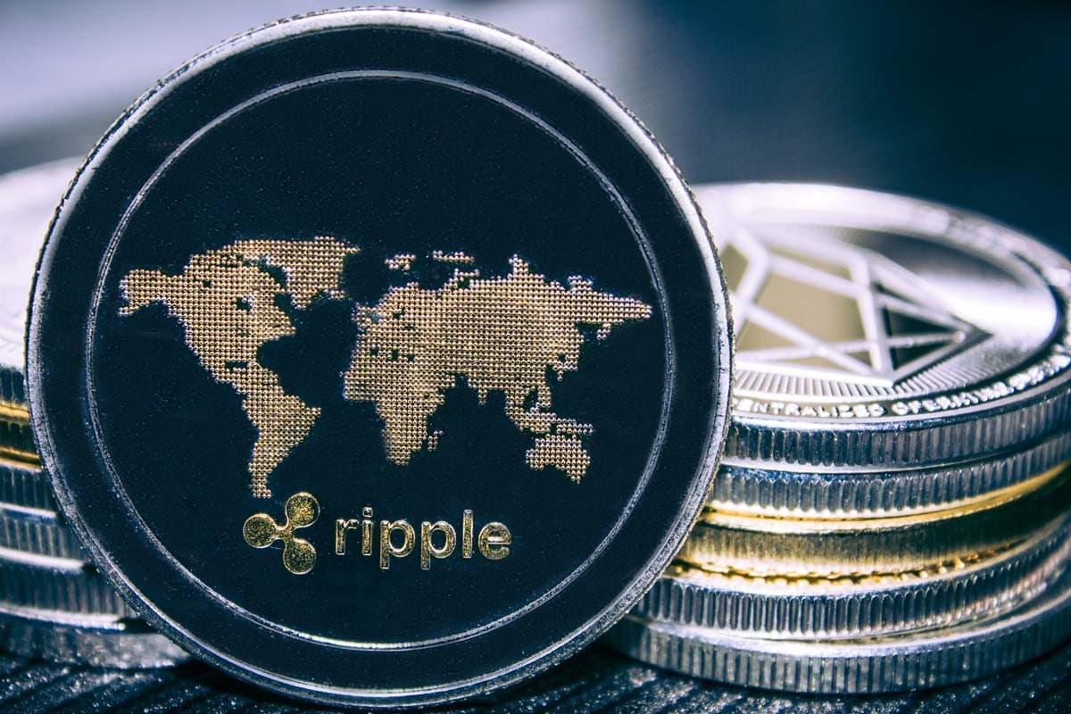 Ripple (XRP) Münzen