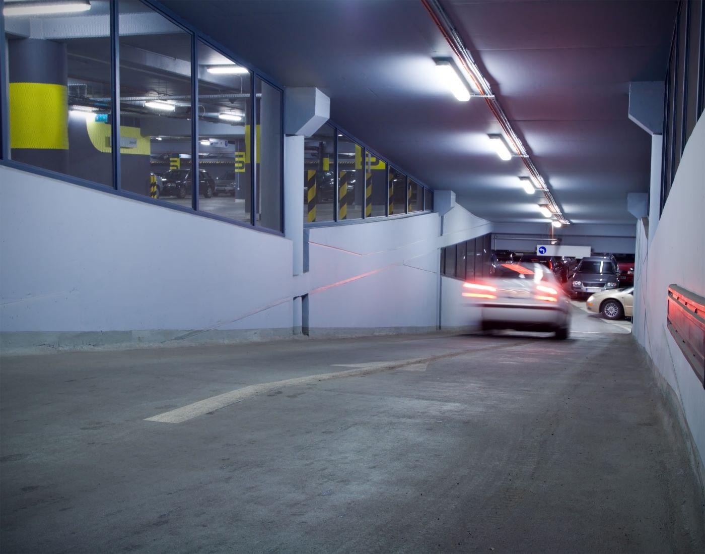 Connected Parking auf Blockchain-Plattform