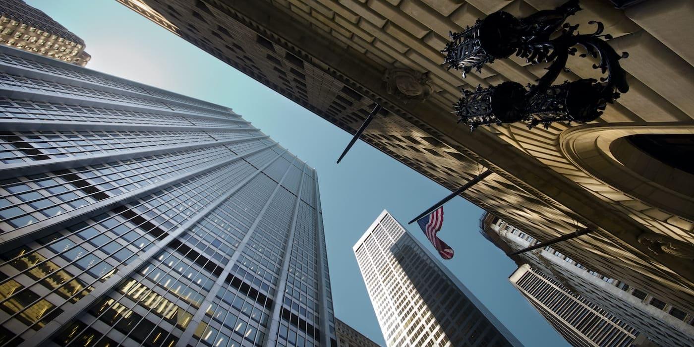 Zentralbankgebäude USA